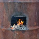 Burn Pit Incineration